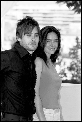 Requiem for a Dream Jennifer Connelly and Jared Leto