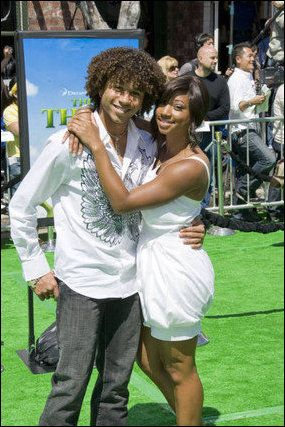 Monique Coleman Corbin Bleu and