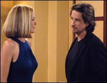 Michael Easton  & Kassie DePaiva