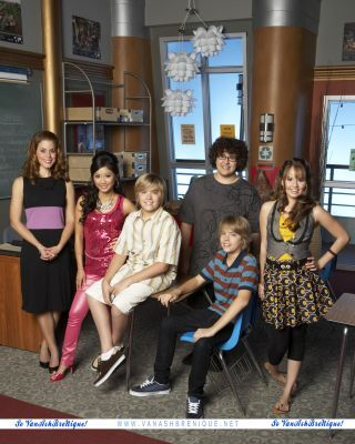 The Suite Life of Zack and Cody Brenda Song