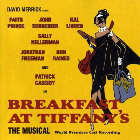 Faith Prince Breakfast At Tiffany's 2002 Studio Cast Recording