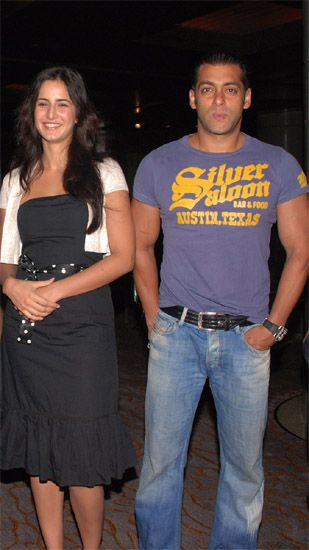 Salman Khan and Katrina Kaif SalluKatz
