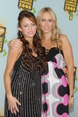 Tish Cyrus Leticia Finley and Miley