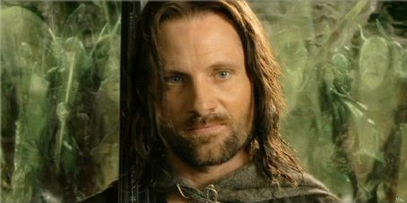 The Lord of the Rings: The Return of the King Viggo Mortensen as Aragorn in The Lord of The Rings: The Return of The King (2003)