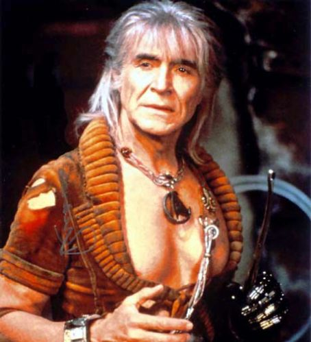 Ricardo Montalban  in Star Trek II: The Wrath of Khan (1982)