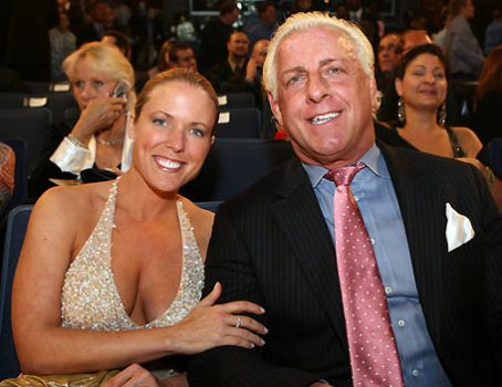 Ric Flair  and Tiffany VanDemark