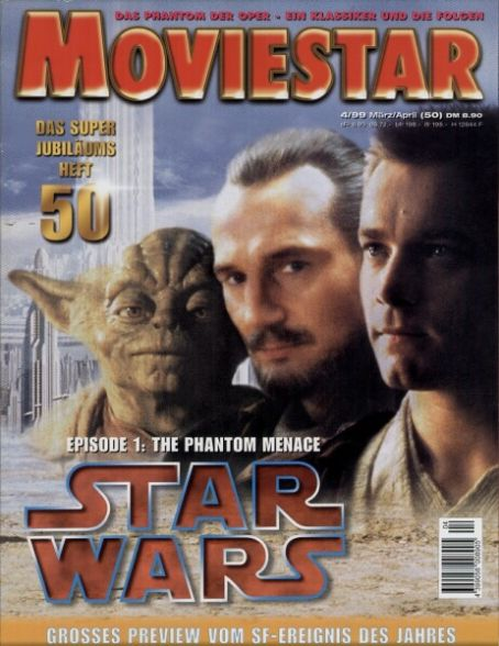 Ewan McGregor - Movie Star Magazine [Germany] (April 1999)