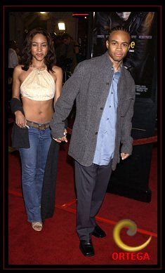 Eugene Byrd  and Karl Yune at the Westwood premiere of Screen Gems' Anacondas: The Hunt for the Blood Orchid - 8/25/2004