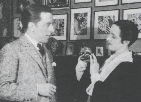 Carlotta Monterey Ralph Barton and