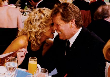 Ryan O'Neal Farrah Fawcett and