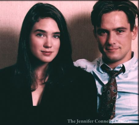 Billy Campbell  and Jennifer Connelly
