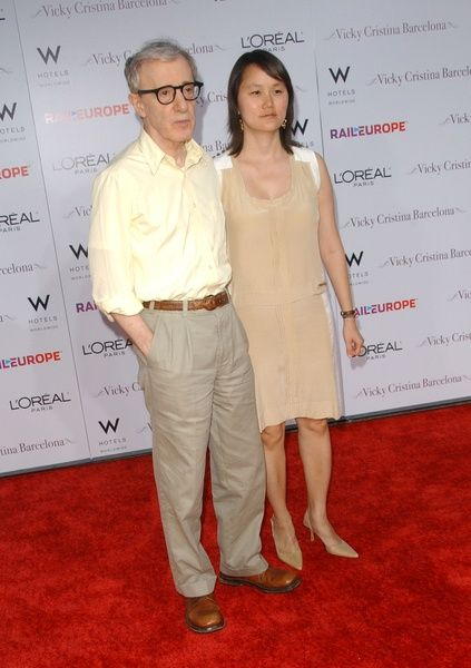 Woody Allen Soon-Yi Previn and