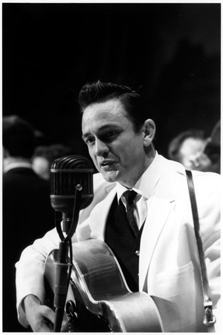 Johnny Cash Johnny in the early days
