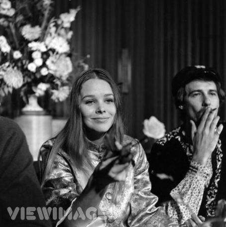 John Phillips Michelle Phillips and