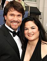 Kelly Moneymaker and Peter Reckell