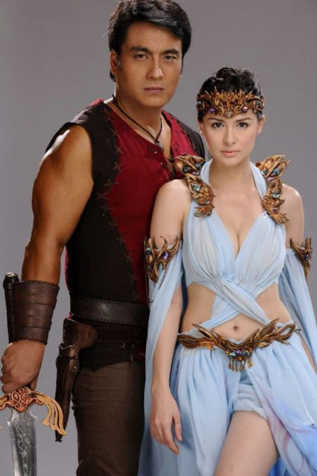 Ramon 'Bong' Revilla Jr. and Marian Rivera - Ang Panday 2 (2011)