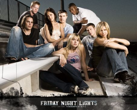 Gaius Charles Friday Night Lights Photoshoots