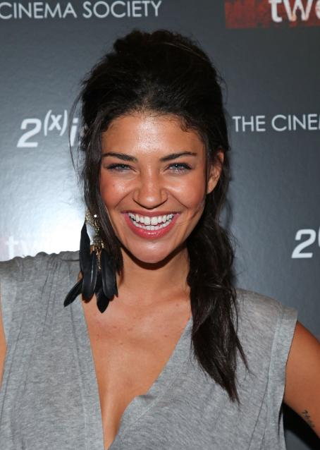 Twelve Jessica Szohr - Cinema Society & 2(x)ist Screening Of '' At Landmark's Sunshine Cinema On July 28, 2010 In New York City