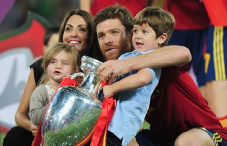 Fernando Torres - Spanish heroes celebrate with kids: 'Our daddies are the champions'