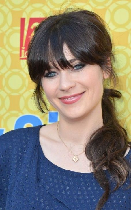 "Zooey Deschanel's ""New Girl"" Screening Night"