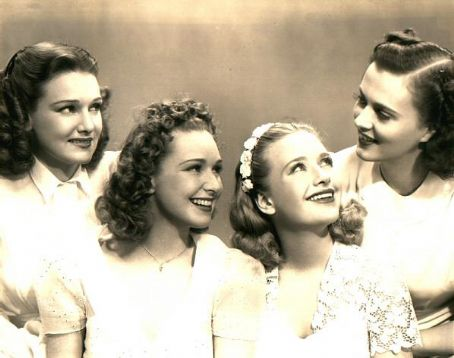Lola Lane Four Daughters (1938)