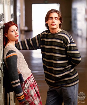 My So-Called Life Jared Leto and Claire Danes in  (1994)