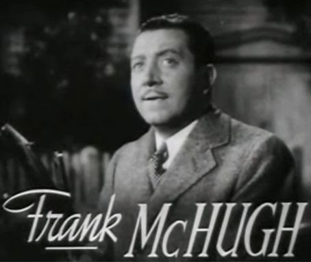 Frank McHugh Four Daughters (1938)