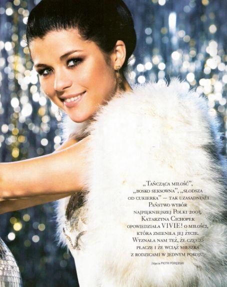 Katarzyna Cichopek  VIVA Magazine Pictorial 20 February 2006