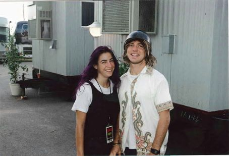 Eddie Vedder  and Beth Liebling