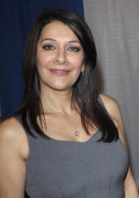 Marina Sirtis eye colour