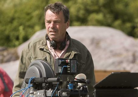 Neil Jordan Director  on the set of ONDINE, a Magnolia Pictures release. Photo courtesy of Magnolia Pictures.