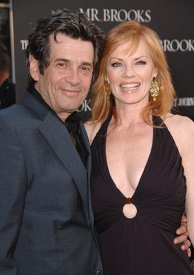 Alan Rosenberg  and Marg Helgenberger