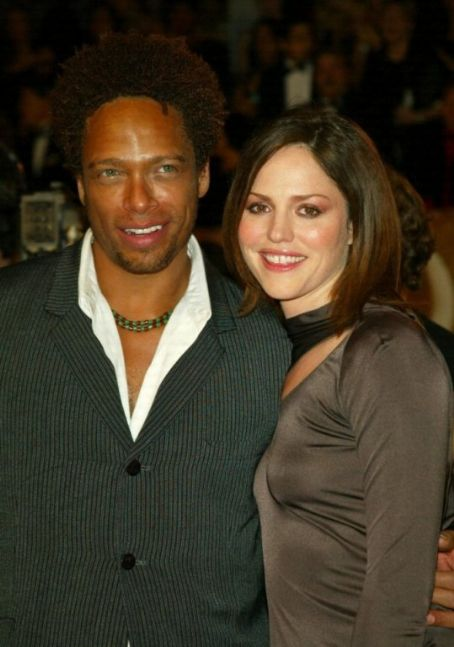 Gary Dourdan  and Jorja Fox