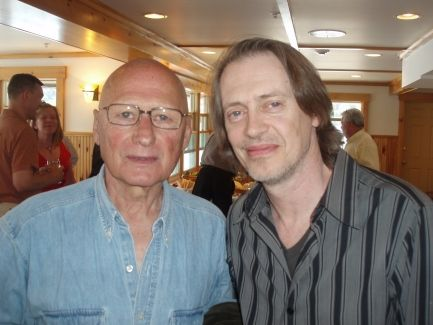 James Tolkan  pictured here with Steve Buscemi