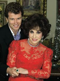 Gina Lollobrigida and Javier Rigau Photos - Gina Lollobrigida and ...