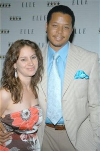 Lori McCommas - Lori Howard and Terrence Howard
