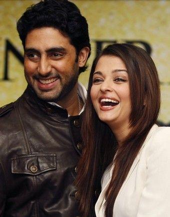 Abhishek Bachchan Aishwarya Rai and