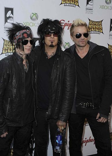 DJ Ashba - Golden Gods Awards 2012