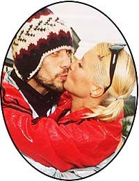 Denise Van Outen Denise van Outen and Jay Kay