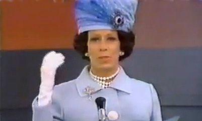 Carol Burnett queen