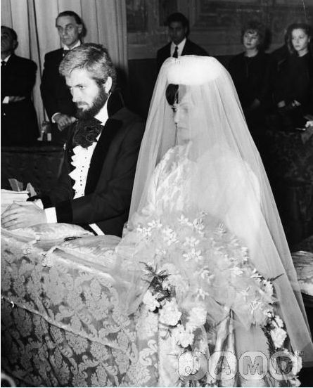 John Drew Barrymore John Barrymore and Gabriella Palazzoli wedding