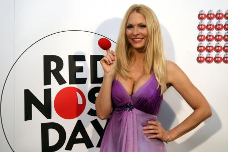 Sonya Kraus - Photocall for Red Nose Day at the Coloneum in Cologne - 2010-11-25