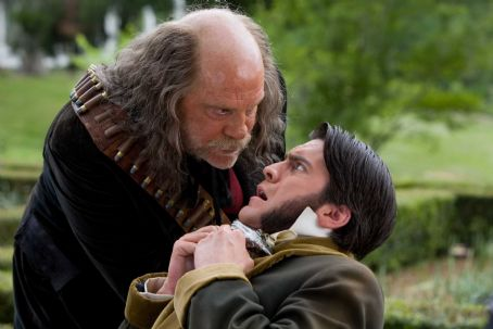 Wes Bentley - JOHN MALKOVICH as Quentin Turnbull and WES BENTLEY as Adelman Lusk in Warner Bros. Pictures' and Legendary Pictures' action adventure 'JONAH HEX,' a Warner Bros. Pictures release. TM & © DC Comics. Photo by Frank Masi
