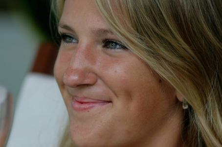 Victoria Azarenka  - Sony Ericsson Open In Key Biscayne, Florida - Photoshoot - 04.04.2009