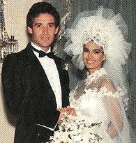 Kristian Alfonso  & Simon McCauley wed