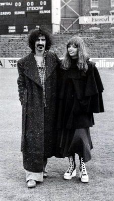Gail Zappa Frank and