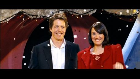 Love Actually Hugh Grant & Martine McCutcheon in