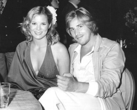 Don Johnson DON JOHNSON & MELINDA NAUD  AT AN ABC-TV DINNER ,  CENTURY PLAZA HOTEL, LOS ANGELES - Photo by Fotos International / Rex