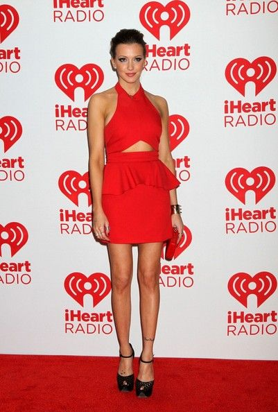 Katie Cassidy: IHeart Radio Music Festival held at the MGM Grand Garden Arena
