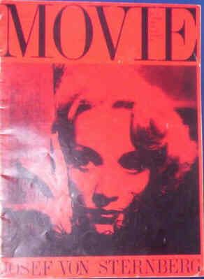 Marlene Dietrich - Movie Magazine [United Kingdom] (June 1965)
